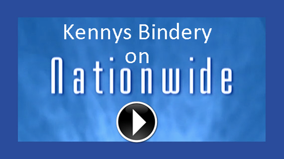 Kennys Bindery on Nationwide