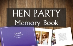 Hen Party Memory Book